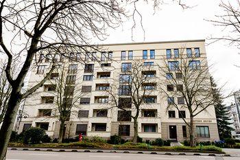 Gebäudeesemble mit gesamt 33 Wohnungen -  Bockenheimer Landstraße/Arndtstraße